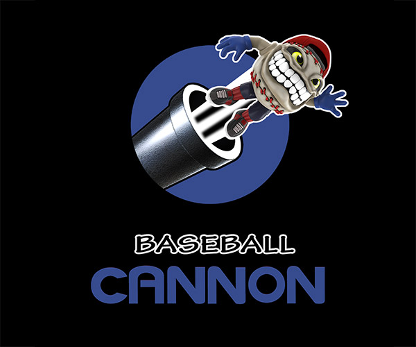 Baseball Cannon