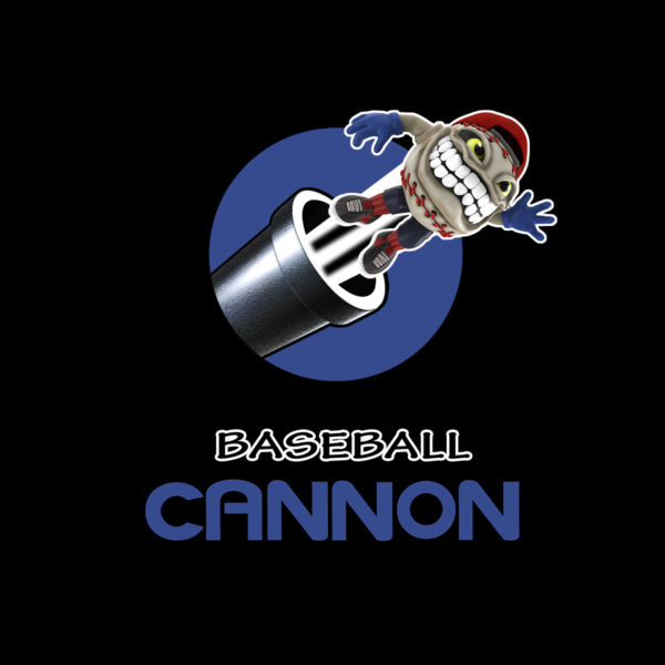 Baseball Cannon Icon
