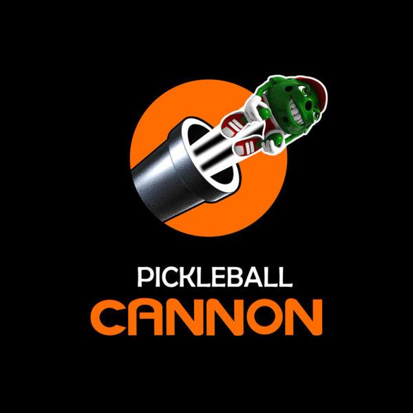 Pickleball Cannon Icon