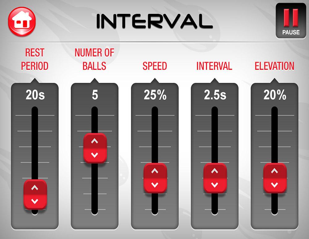 Interval Drill